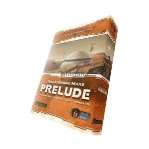 Terraforming Mars – Extension – Prelude