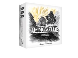 Nidavellir – Extension – Thingvellir