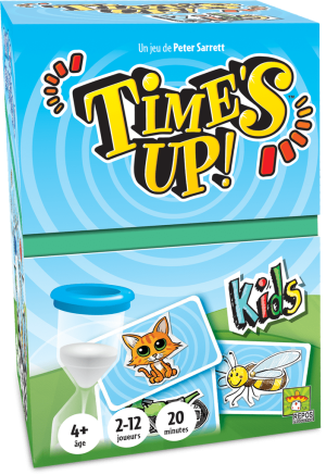 Time's up – Kids Chat