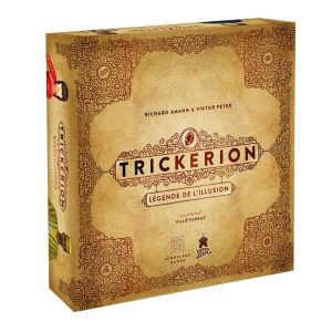 Trickerion – Légende de l'Illusion