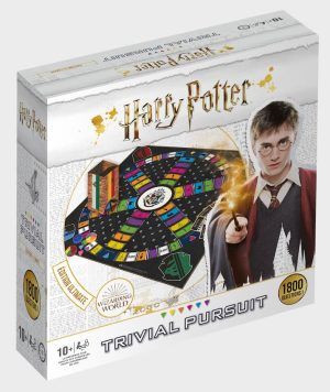 Trivial Pursuit Harry Potter – Ultimate Edition