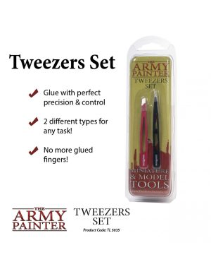 Army Painter – Outils – Tweezers Set