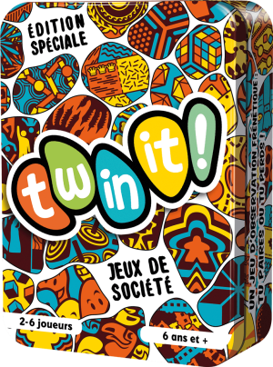 Twin It – Édition Spéciale Jeux de Société