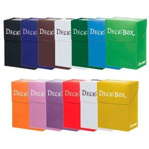 Ultra Pro Deck Box (75)