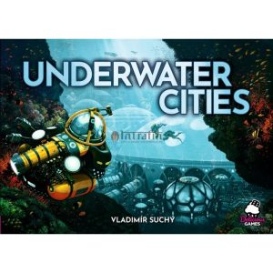 Underwater Cities – Boite abimée