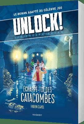 Unlock! Escape Geeks – Échappe-toi des Catacombes