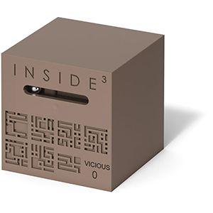 Inside Ze Cube – Vicious : Marron