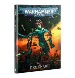 Warhammer 40 000 – Codex – Drukhari