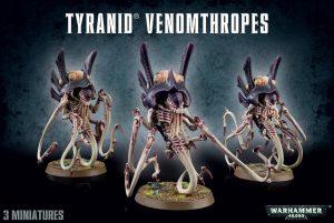 Warhammer 40 000 – Tyranid – Venomthropes/Zoanthropes