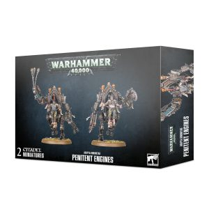 Warhammer 40 000 – Adepta Sororitas – Penitent Engines/Mortifiers
