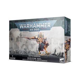 Warhammer 40 000 – Adepta Sororitas – Morvenn Vahl Abbesse Sanctorum