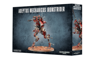 Warhammer 40 000 – Adeptus Mechanicus Ironstrider