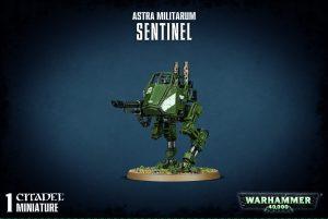 Warhammer 40 000 – Astra Militarum Sentinel