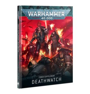 Warhammer 40 000 – Codex – Deathwatch EN