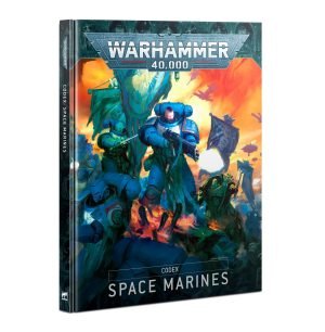 Warhammer 40 000 – Space Marines – Codex