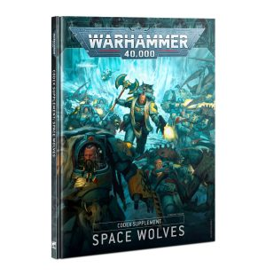 Warhammer 40 000 – Codex – Space Wolves EN