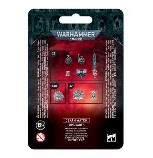 Warhammer 40 000 – Améliorations Deathwatch