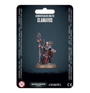 Warhammer 40 000 – Genestealer Cults – Clamavus