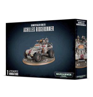 Warhammer 40 000 – Genestealer Cults – Achilles Ridgerunner