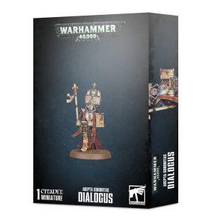 Warhammer 40 000 – Adepta Sororitas – Dialogus