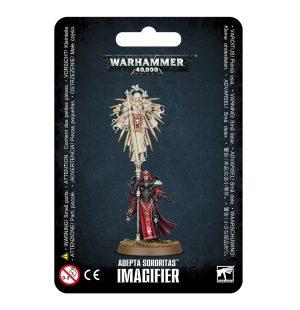 Warhammer 40 000 – Adepta Sororitas – Imagifier