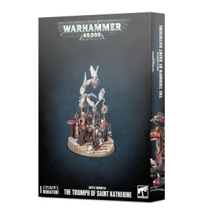 Warhammer 40 000 – Adepta Sororitas – The Triumph of Saint Katherine