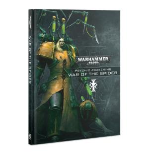 Warhammer 40 000 – Éveil Psychique – La Guerre de l'Araignée (fr.)