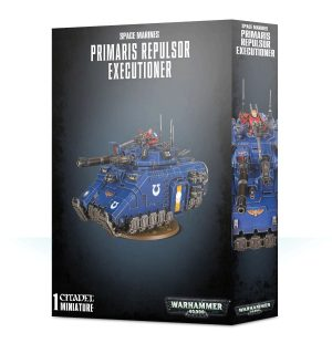 Warhammer 40 000 – Space Marines – Primaris Repulsor Executioner