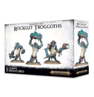 Warhammer Age of Sigmar – Gloomspite Gitz Rockgut Troggoths