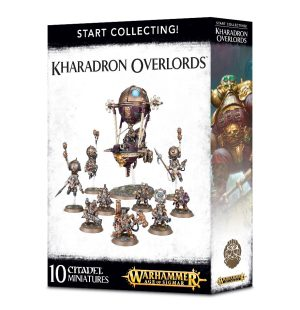 Warhammer Age of Sigmar – Start Collecting! – Kharadron Overlords
