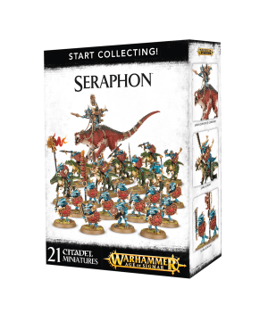 Warhammer Age of Sigmar – Seraphon Start Collecting!