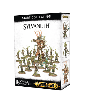 Warhammer Age of Sigmar – Sylvaneth Start Collecting!