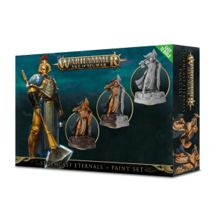 Warhammer Age of Sigmar – Set de Peinture Stormcast