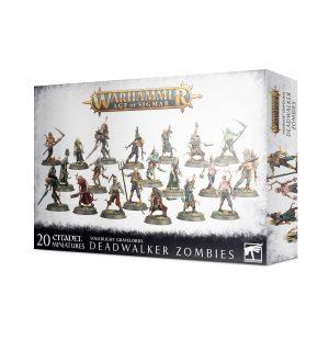 Warhammer Age of Sigmar – Soulblight Gravelords – Deadwalker Zombies