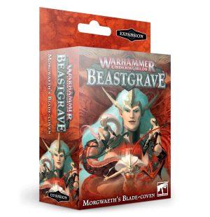 Warhammer Underworlds – Beastgrave –  Sororité de Morgwaeth