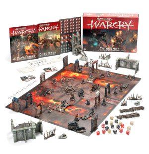 Warhammer Warcry – Catacombes