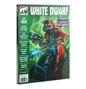 White Dwarf n°468 Septembre 2021