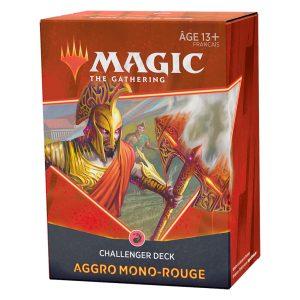 MTG – Deck Challenger 2021 – Aggro Mono-Rouge