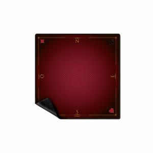 Wogamat – Prestige – Rouge – Tapis Taille 1
