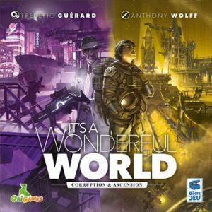 It's a wonderful world – Extension – Corruption et Ascension