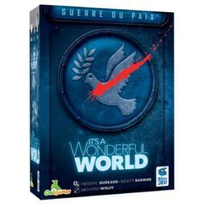 It's a wonderful World : extention Guerre ou Paix
