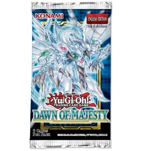 Yu-Gi-Oh! JCC – Booster – Dawn of Majesty
