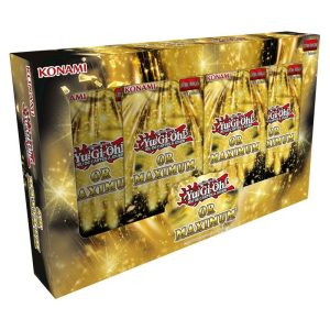 Yu-Gi-Oh! JCC – Coffret Gold Maximum