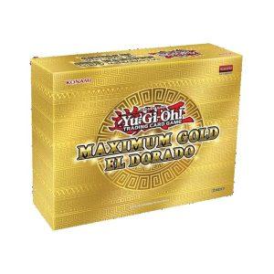 YU-GI-OH! – Coffret Or Maximum – El Dorado