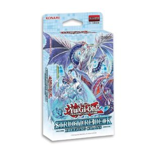 Yu-Gi-Oh! JCC – Deck – Les Chaines Glaciales