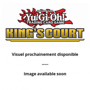 Yu-Gi-Oh! – Booster – King's Court