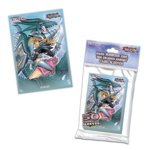 Sleeves – Yu-Gi-Oh! – Dark Magician Girl the Dragon knight