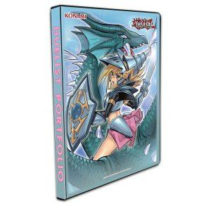 Portfolios –  Yu-Gi-Oh! – Dark Magician Girl the Dragon Knight