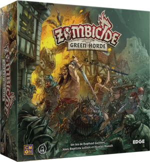 Zombicide Black Plague – Green Horde