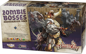 Zombicide Black Plague – Abomination Pack